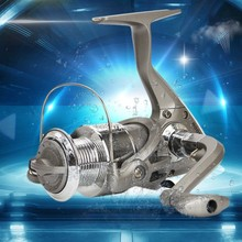 Yumoshi EF500-9000 12BB 5.2:1 Metal Spinning Fishing Reel Fly Wheel For Fresh/Salt Water Sea Fishing Spinning Reel Carp Fishing