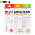Original REMAX Micro USB Data Cable Cord for Samsung Android Phone Charge Wire for iPhone 4 4S 5 5S 6 6S 7 Plus Fast Charging 1m