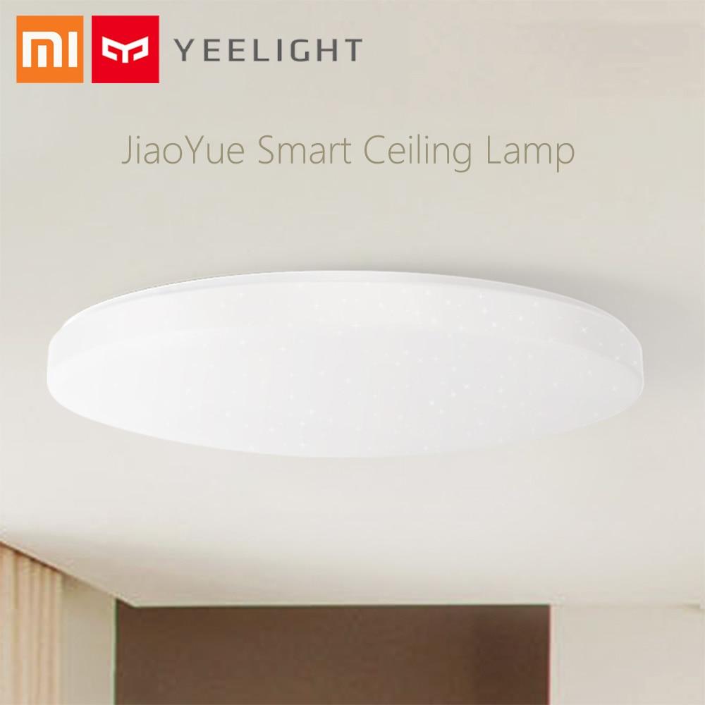 Xiaomi Yeelight JIAOYUE 650mm LED Plafond Intelligente Lampe Étanche À La Poussière Soutien Bluetooth Télécommande APP Contrôle Mijia Maison Intelligente