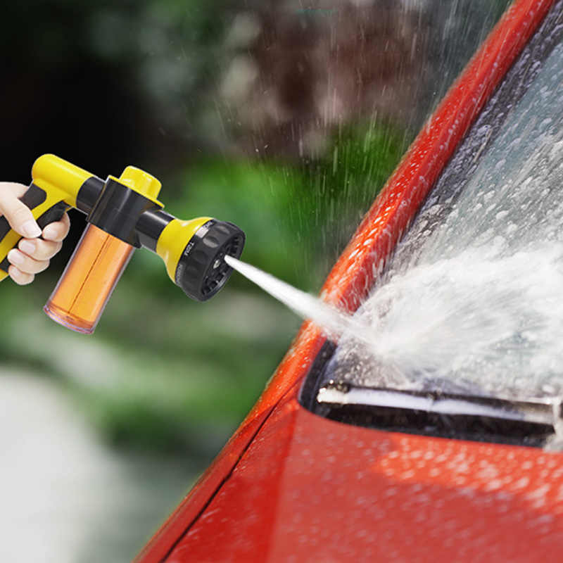 Professional Multifunction Car Styling Auto Foam Water Gun Car Washer Water Gun High Pressure Cleaning Car Washing Snow Foam Gun