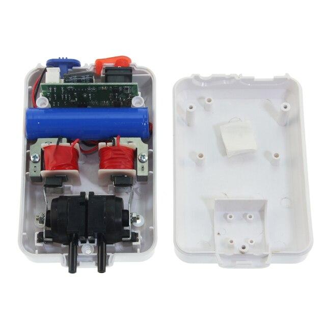 Aquarium Pump With Lithium Battery - Oxygen Pump Aerator 110V-240V 4W 4
