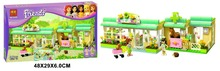 Bela 10169 Friends Series Heartlake Pet Hospital Minifigures Building Block Minifigure Toys Best Toys