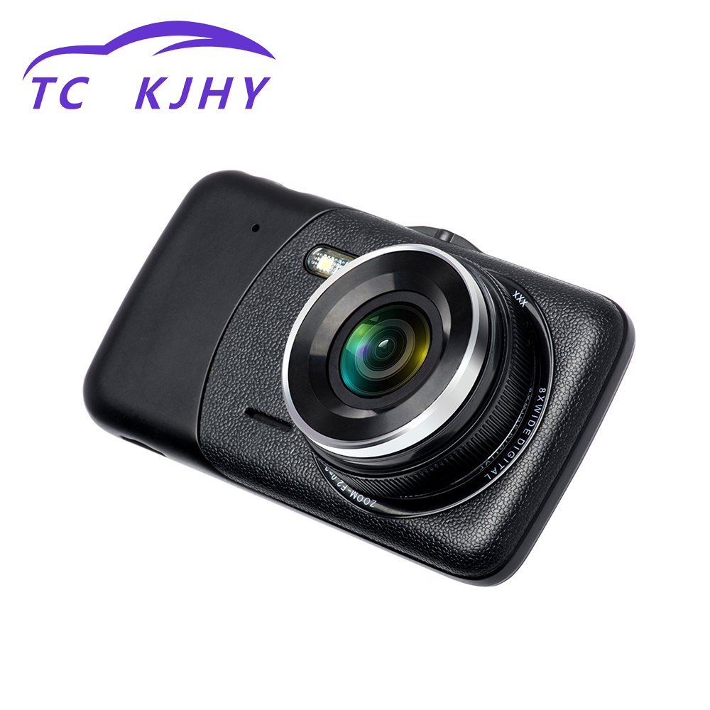 2018 FHD 1080P Video Recorder Registrator 170 Degree Night Vision 4.0 Inch Dash CamCar DVR Camera Dual Lens Car Cam Corder DVRs