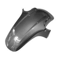 Motosiklet aksesuarları HONDA CB1300 Hornet 600/900 Motosiklet imitasyon karbon fiber ön Çamurluk kapağı ön çamurluk kapağı -