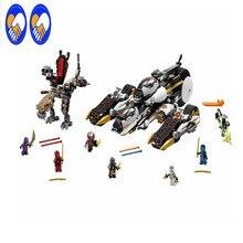 A Toy A Dream Lepin 06038 Compatible Lepin Ninja Ultra Stealth Raider 70595 Building Bricks Ninja Toys For Children