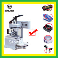 TJ manual single color Open ink cup plate pad printing machine,pad printer