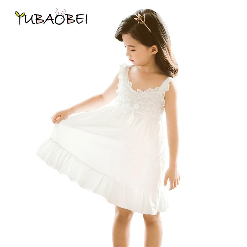 Girls Orange Short Cotton Dress Summer Holiday age 4