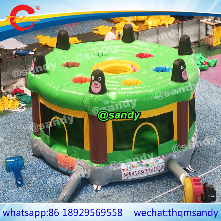 free door shipping inflatable games china inflatable whack