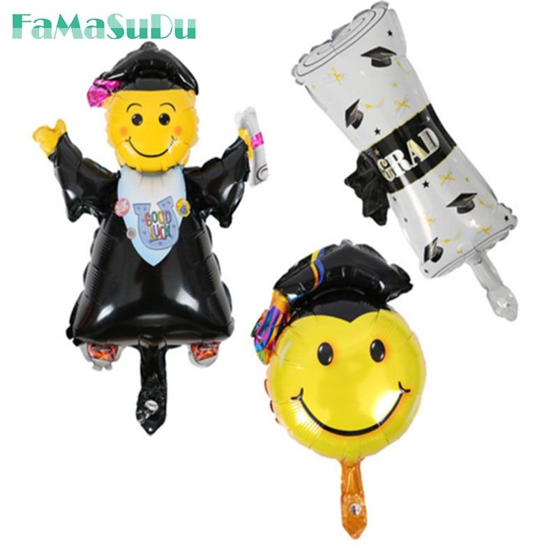 new mini Doctor balloon for kids 38*27cm graduation balloons hot sale balloon