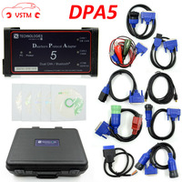 2018 Top Professional DPA5 Dearborn Portocol Adapter 5 Heavy Duty Truck Scanner(Without Bluetooth)as TDK Truck DPA 5