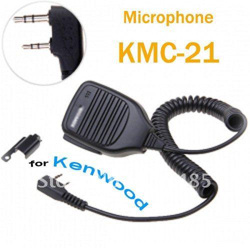 Promtion Sales Speaker Microphone KMC-21 For Kenwood Puxing Wouxun Weierwel LINTON