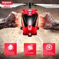 100% Oroginal SYMA W5 3CH крытый малых RC электрический алюминиевый сплав беспилотный вертолет небьющиеся для мальчиков игрушки приколы