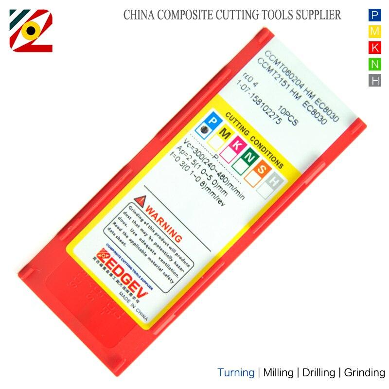 EDGEV CNC esztergavágó CCMT060202 CCMT060204 CCMT2151 indexelhető - Szerszámgépek és tartozékok - Fénykép 5