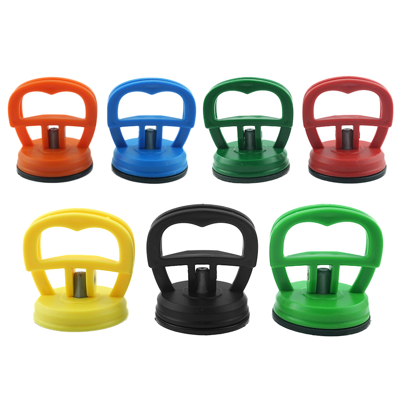 Mini Car Dent Remover Puller Auto Body Dent Removal Tool Suction Cup Phone Screen Glass Metal Plastic Lifter Locking
