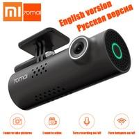 Smart Sensor Voice Control Xiaomi 70mai Car DVR Camera 1080P HD Night Vision Dash Cam Wifi SONY IMX323 Image Driving Recorder
