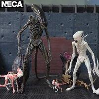 Alien vs Predator Reply AVP ABS 20cm Action Figure Model Collectie toy MOVIE Film Brinquedos Predator QUEEN