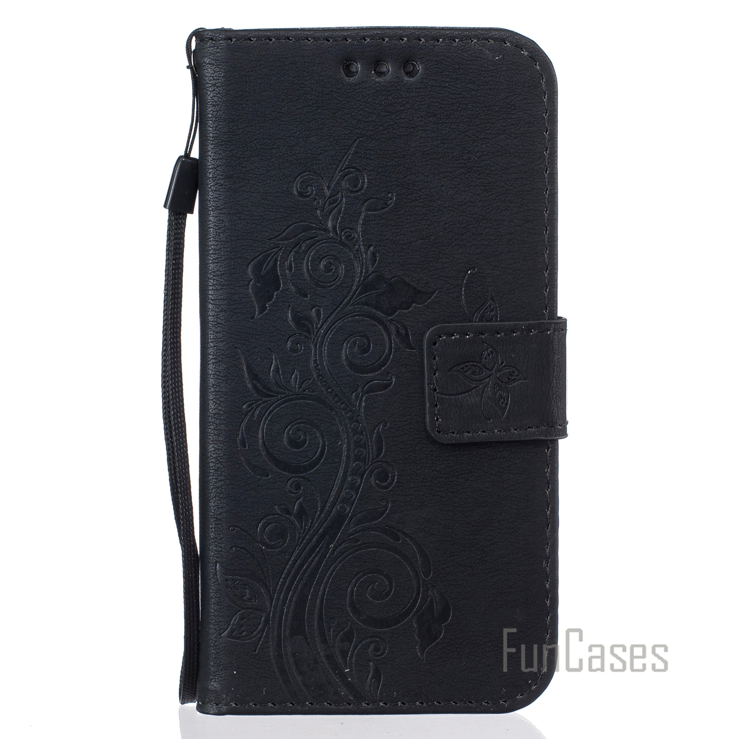 Luxury PU Leather Flip Phone Case Cover For Samsung Galaxy S7 Embossing Wallet Card Slots Stand Case Bag For Samsung Galaxy S7