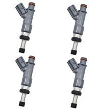 4PCS/LOT 23250-75100 23209-09045 23250-79155 Fuel Injector Nozzle for Toyota 10-12 4Runner 05-14 Tacoma 2.7L L4