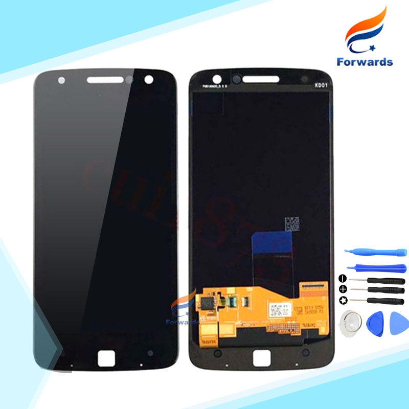 5pcs/lot DHL/EMS free shipping for Motorola Z Droid XT1650 XT1650-05 LCD Screen Display with Touch Digitizer Tools Tool Assembly 10pcs lot dhl ems free shipping 100