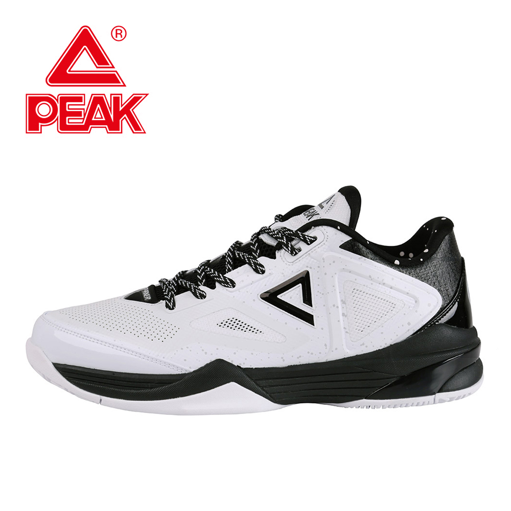 PEAK Basketball Shoes TPIII Tony Parker COSTAR Professional Player Basketball Shoes Gradient Dual Tech Boots Athletic Shoes peak men athletic basketball shoes tech sports boots zapatillas hombres basketball breathable professional training sneakers