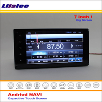 Liislee Car Android Multia GPS NAVI Navigation System For Toyota RAV4 2000~2005 Radio Audio Stereo Multimedia ( No DVD Player )