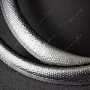 Image 1 - Promotion High TG Dimple Golf Carbon Road Rims T700C Tubular/Clincher Road Wheels 50mm Depth U Shape