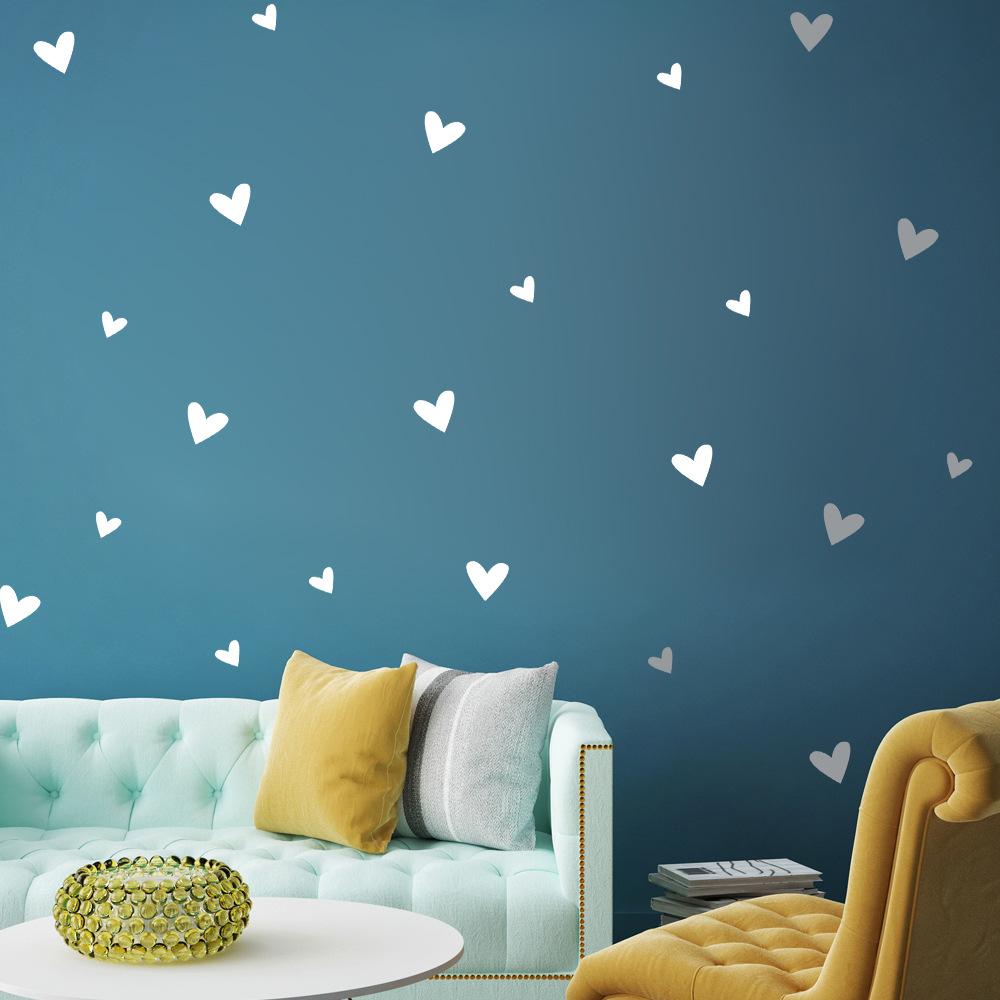 HTB1EJpSQXXXXXXLapXXq6xXFXXX9 - Love Heart Wall Decal For Kids Room