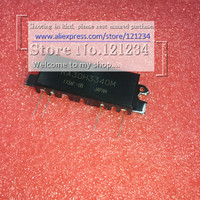RA30H3340M NEW RF MOSFET MODULE 330 400MHz 30W 12 5V 3 Stage Amp