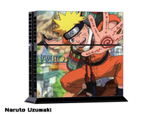 Naruto Uzumaki Skin Sticker For PlayStation 4
