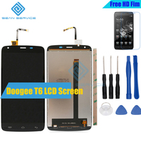 For DOOGEE T6 LCD Lcds Display Touch Screen Digitizer Assembly Replacement DOOGEE T6 Pro 1280X720 5