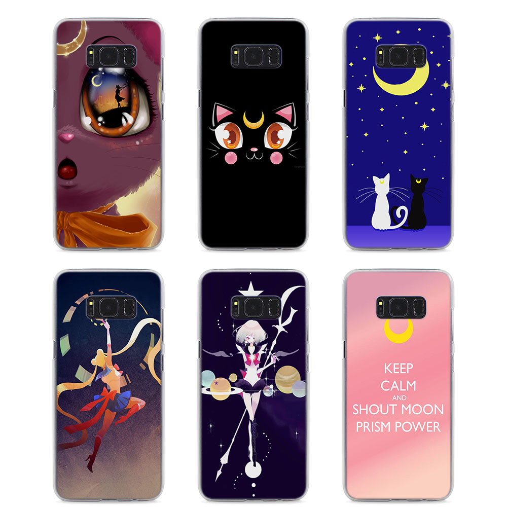 Phone Bags & Cases 100% True Ketaotao Sailor Moon Luna Cat Phone Cases For Samsung S3 S4 S5 S6 S7 S8 S9 Plus Note 3 4 5 7 8 Case Soft Tpu Rubber Silicone