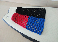 Free Shipping Surf Pad Surfboard Traction Pads Deck Pad