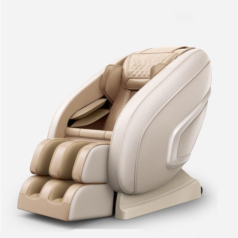 SL Rail Massage Chair Home Electric Automatic Full Body Kneading Shiatsu Multi-function Bluetooth Speaker Massage Sofa