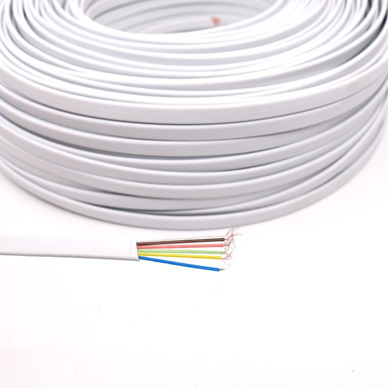 50m 6 Core Cable 6P6C Cable Plug DIY NXT EV3 Robot Toy Data Cable