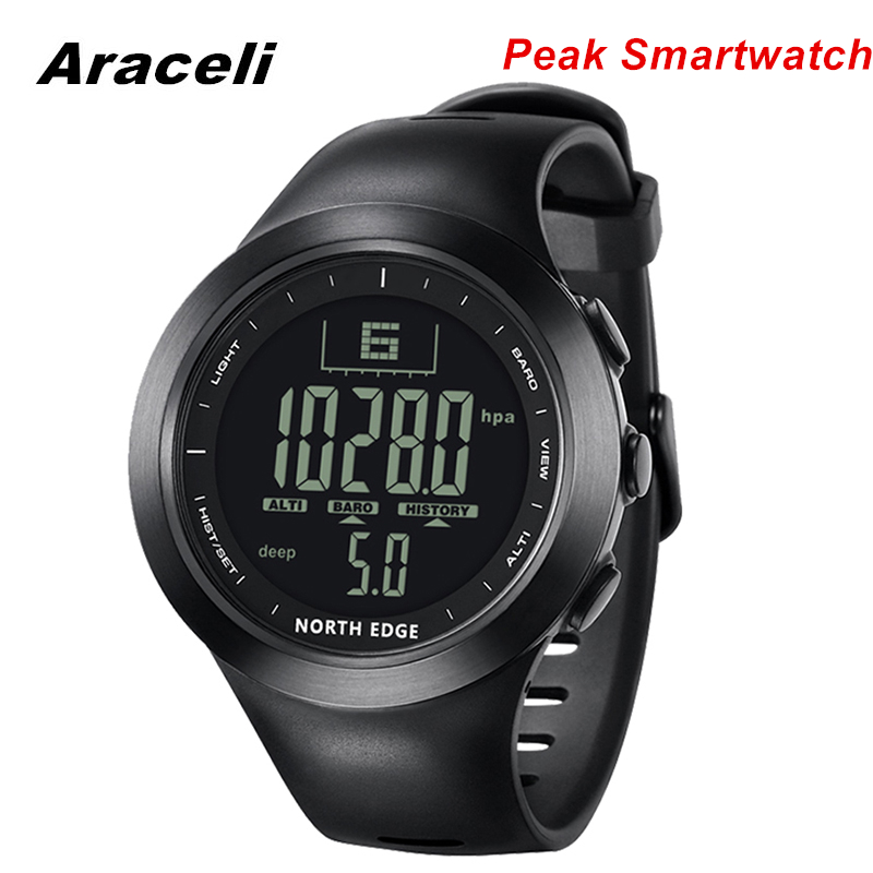 Hot Sale Peak Sport Smart Watch Men Waterproof 100M Fishing Reminder Altimeter Barometer Backlight Weather Peak Smart Watch MenHot Sale Peak Sport Smart Watch Men Waterproof 100M Fishing Reminder Altimeter Barometer Backlight Weather Peak Smart Watch Men