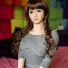 158cm NEW Top Quality Big Breast Full Size Sex Doll, Japanese Silicone Real Doll, Real Girl Sex Dolls For Men With Oral Anal Sex
