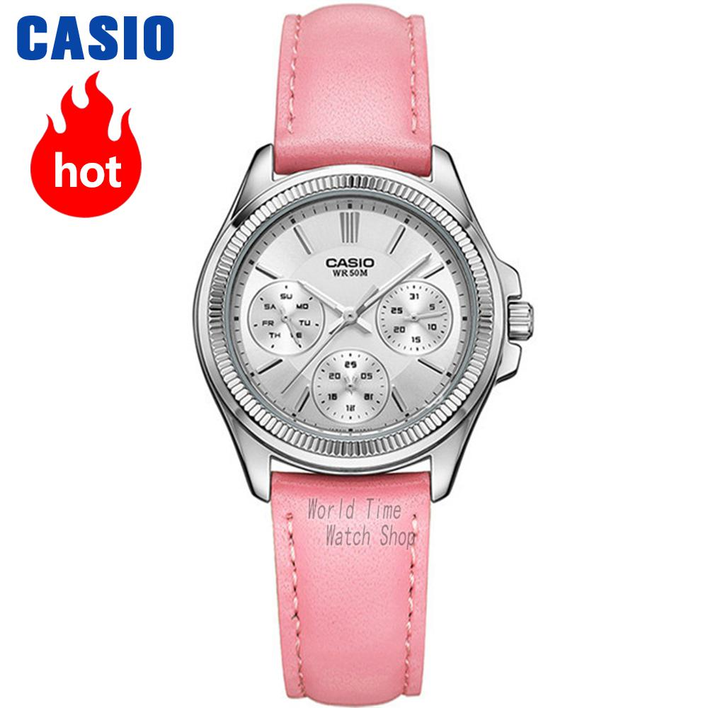 Casio watch Fashion casual quartz watch LTP-2088L-4A 7A LTP-2088D-1A 7A LTP-2088RG-7A LTP-2088SG-7A LTP-2088G-9A часы casio ltp e118g 5a