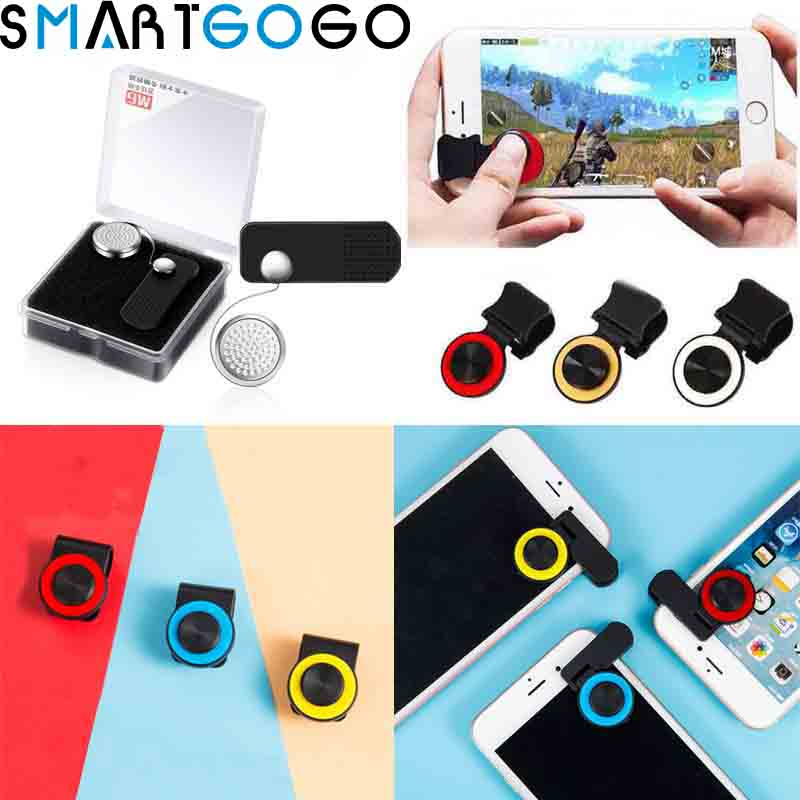 Game pubg controller mobile game button for trigger joystick in gamepad