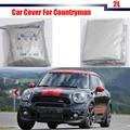 Full Car Cover Outdoor Sun Shield Snow Rain Resistant Cover Anti UV Scratch For Mini Countryman Free Shipping !