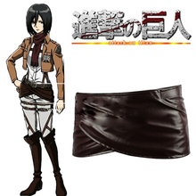 cosplay Attack on Titan Shingeki no Kyojin Leather skirt hookshot costume