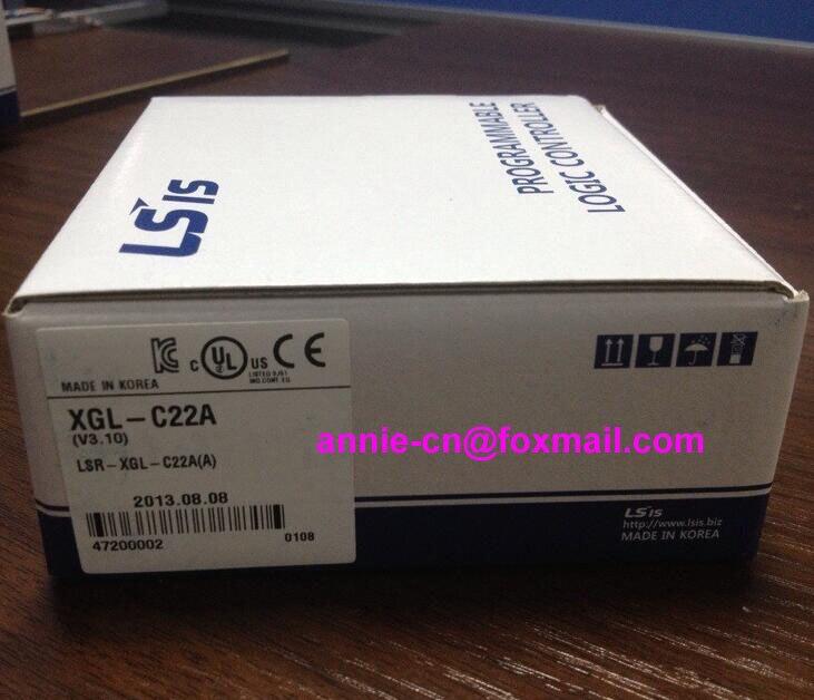 100% New and original  XGL-C22A  LS(LG)  PLC Communication module, RS-232C,2ch new original 1768 enbt plc ethernet ip communication bridge module