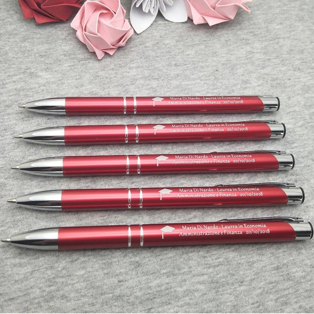 Hot selling engraved metal pens 80pcs a lot Free logo laser ...