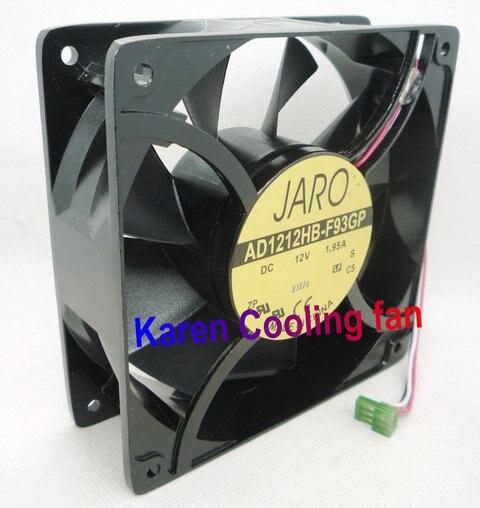 ADDA 12cm 12038  12v 1.95a AD1212HB-F93GP Cooling Fan