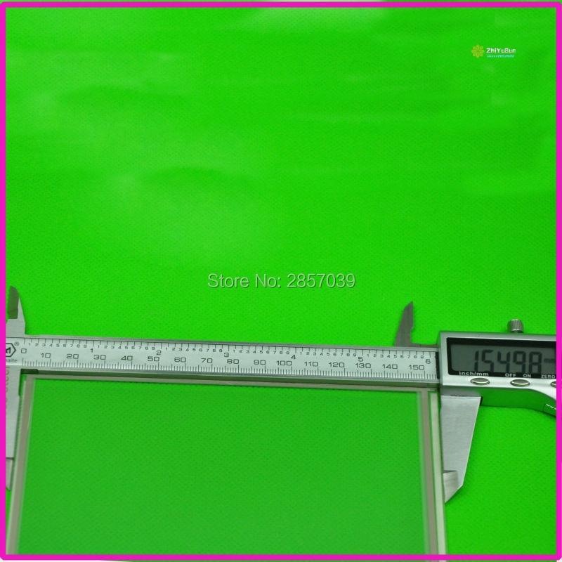 NEUE 6.2inch 4 Linie für Touch Screen Panel 155mm * 88mm des Auto-DVD dieses ist kompatibles 155 * 88 TouchSensor FreeShipping
