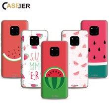 CASEIER Watermelon Phone Case For Huawei P30 P20 P10 P9 P8 Lite Pro Silicone Case For huawei Honor 10 8X Mate 20 10 Lite Funda bosch tassimo tas1253 красный