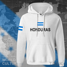 Honduras bluzy z kapturem męska bluza dres nowy hip hop streetwear dres odzież sportowa kraju HND w hondurasie Catracho