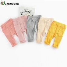 32e7c80305085 Décontracté Nouveau-Né Bébé Garçons pantalon pour fille Pour 0-3 T Coton  Automne Nouveau-Né Pantalon pantalon pour bébé Pour Béb..
