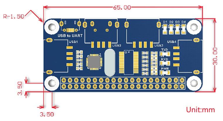 USB-HUB-HAT-size