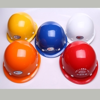 high quality safety helmet Fiberglass 5 colors casco de seguridad Y class of Chinese standards helmets hard hat