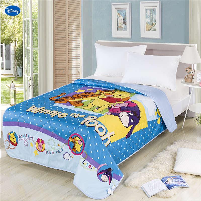 Disney Winnie the Pooh Quilt Summer Comforte
